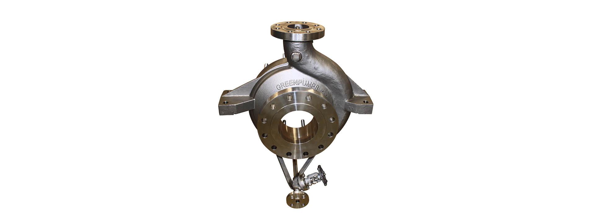 involucro pompa a trascinamento magnetico